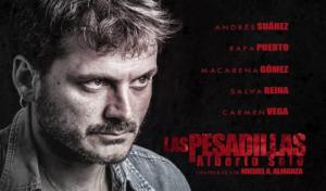 Salva Reina estrena 'Las Pesadillas de Alberto Soto' en la clausura del festival Abycine