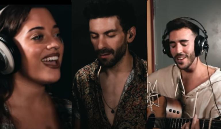 Iván Feria de Atacados y Noelia Franco: «La música es maravillosa, sana tanto por dentro como por fuera»