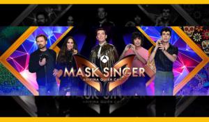 Mask Singer: Pepe Navarro se ocultaba bajo el disfraz de Pulpo