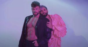 Ricky Merino estrena nueva versión de 'Smalltown Boy' con Conchita Wurst