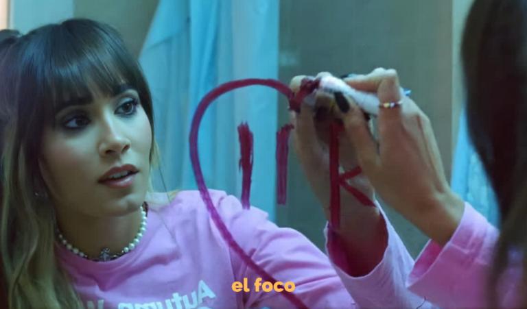 11 de las mejores imágenes de '11 Razones', el nuevo single de Aitana