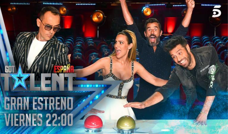 Descubrimos a los primeros artistas de la 6ª temporada de Got Talent España