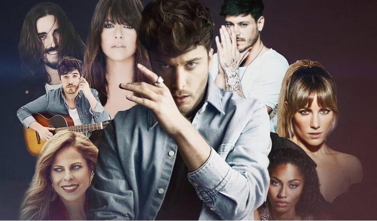 Blas Cantó representará a España en Eurovisión con 'Voy a quedarme'
