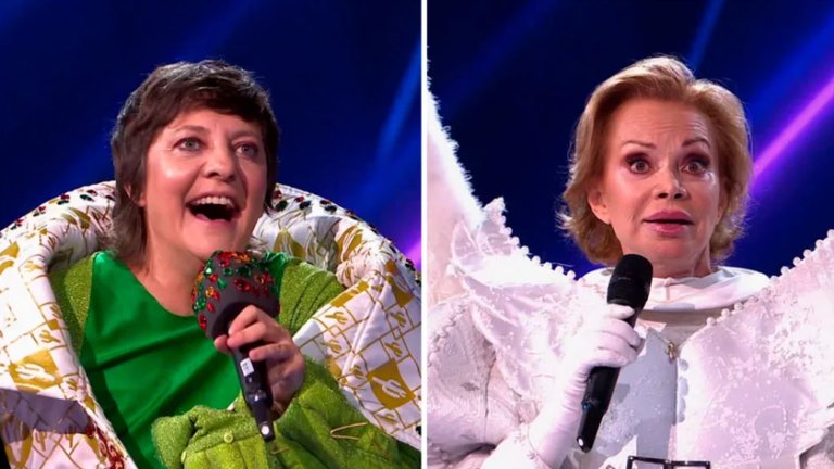 Mask Singer2: Paloma San Basilio y Eva Hache desveladas
