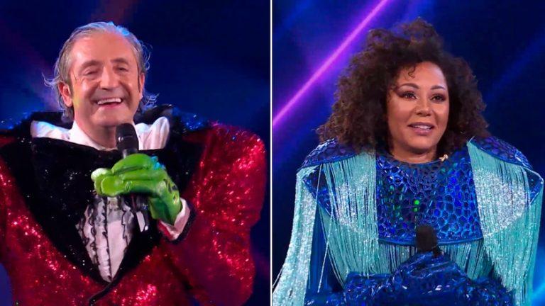 Mask Singer2: Mel B es Medusa y Pedrerol es Rana