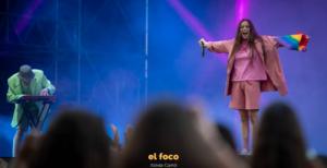 Las mejores fotos de Eva B en el Share Festival 2021