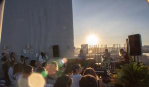 Vuelve Live The Roof, el ciclo de conciertos de Royal Bliss en las azoteas españolas