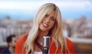 Miriam Rodríguez: «Es una canción que te incita a estar de buen humor»