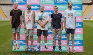 Stay Homas muestra su 'Bright Side' en el Share Festival de Barcelona