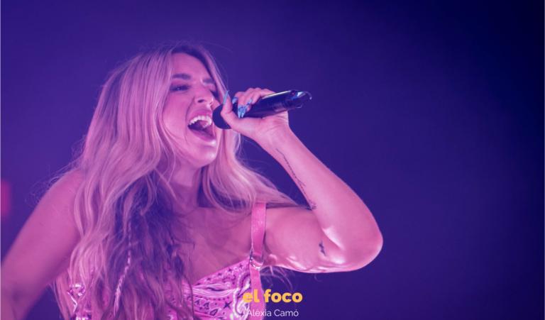 Las mejores fotos de Lola Índigo en el Share Festival 2021